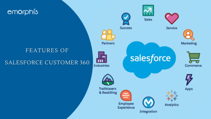 7 Salient Features that Clearly Defines Salesforce Customer 360