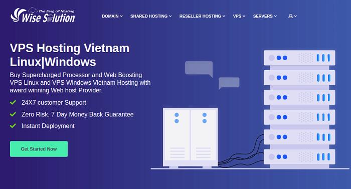web hosting provider in vietnam