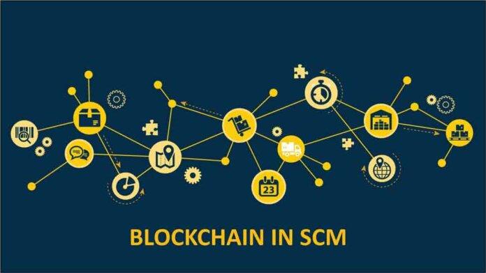 Blockchain in Supply Chain Solution